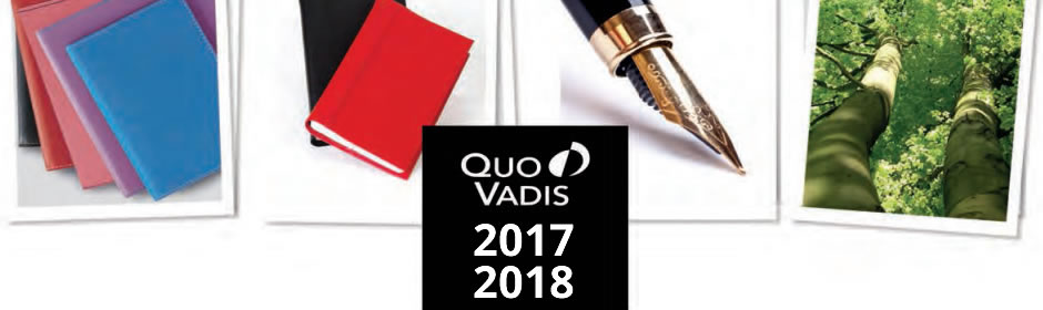 2016 Quo Vadis Product Catalog