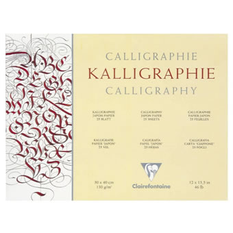 Brause Calligraphy Pad, Ref 94639