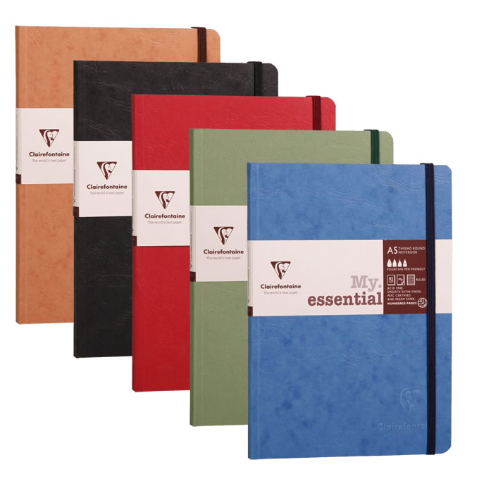 'My Essential' Notebooks