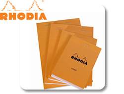 Rhodia Notebooks & Pads