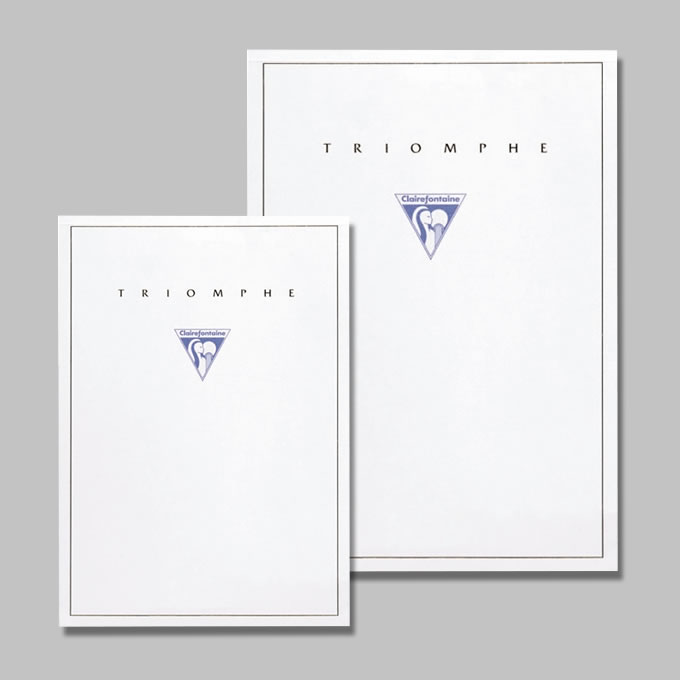 Clairefontaine 'Triomphe' Writing Pads